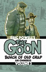 Albatross Exploding Funny Book's Goon: Bunch of Old Crap - An Omnibus TPB # 3