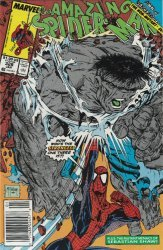 Marvel's The Amazing Spider-Man Issue # 328b