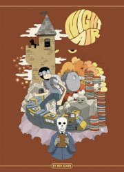 Koyama Press's Night Air Soft Cover # 1