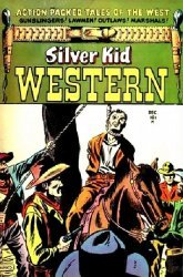 Key Publications's Silver Kid Western Issue # 2