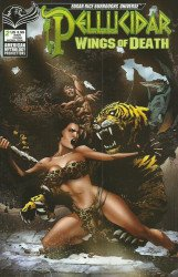 American Mythology's Pellucidar: Wings of Death Issue # 2