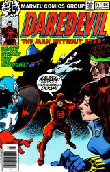 Marvel Comics's Daredevil Issue # 157