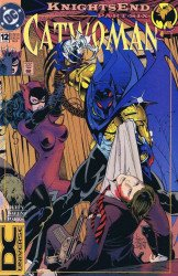 DC Comics's Catwoman Issue # 12b