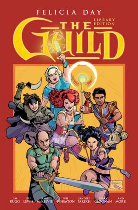 The Guild Tink One-shot Felicia Day nm- Dark Horse Comics