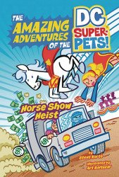 Capstone Press's DC Super Pets: Horse Show Heist TPB # 1