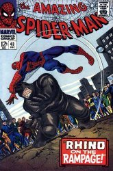 Marvel Comics's The Amazing Spider-Man Issue # 43