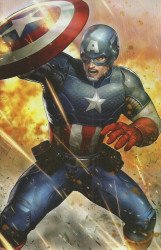 Marvel Comics's Captain America Issue # 11b