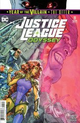 DC Comics's Justice League: Odyssey Issue # 11