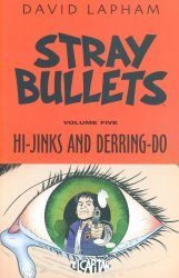 Image's Stray Bullets TPB # 5
