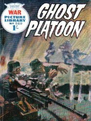 Fleetway (AP/IPC)'s War Picture Library Issue # 269