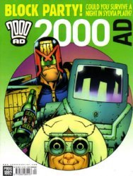 Rebellion's 2000 AD Issue # 1892