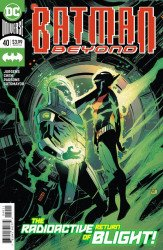 DC Comics's Batman Beyond Issue # 40