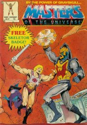 London Editions Magazines's Masters of the Universe Issue # 62