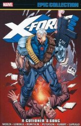 Marvel Comics's X-Force: Epic Collection TPB # 2