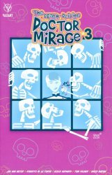 Valiant Entertainment's The Death-Defying Doctor Mirage: Second Lives Issue # 3d