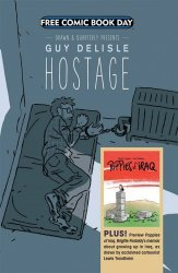 Drawn and Quarterly's Hostage Special fcbd