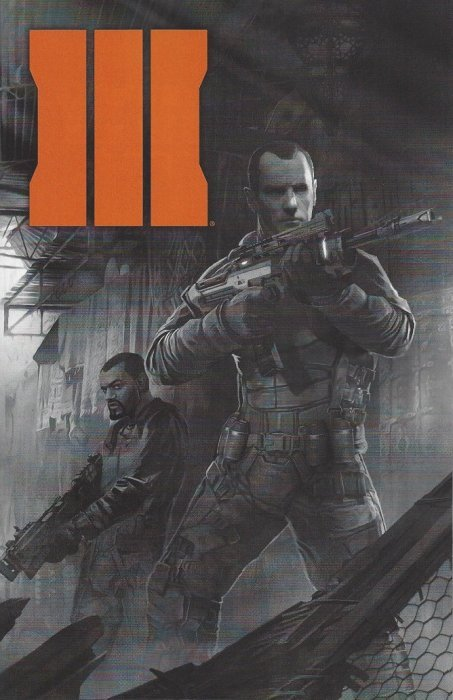 Call of Duty: Black Ops III 1 (Dark Horse Comics ...