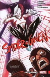 Marvel Comics's Spider-Gwen TPB # 4