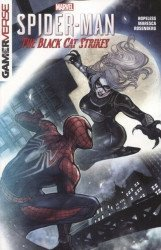 Marvel Comics's Marvel's Spider-Man: Black Cat Strikes TPB # 1