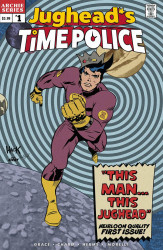 Archie Comics Group's Jughead's Time Police Issue # 1d