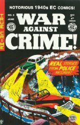 Gemstone Publishing's War Against Crime! Issue # 3