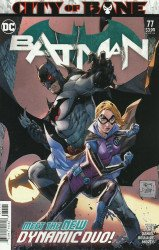 DC Comics's Batman Issue # 77