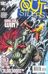 DC Comics's Outsiders Issue # 23