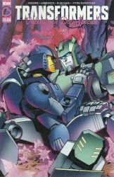 IDW Publishing's Transformers: Valentine's Day Special Issue # 1
