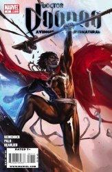 Marvel Comics's Doctor Voodoo: Avenger of the Supernatural Issue # 1