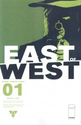 Image Comics's East of West Issue # 1
