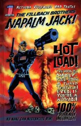 1First Comics's Napalm Jack Hard Cover # 1