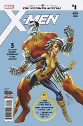 Marvel Comics's X-Men: Wedding Special Issue # 1 - 2nd print