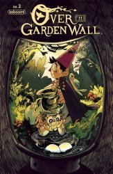 KaBOOM!'s Over the Garden Wall Issue # 2b