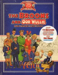 D.C. Thomson & Co.'s Broons and Oor Wullie: Rare Vintage Comic Strips Hard Cover # 1
