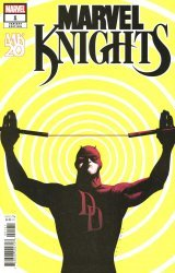Marvel Comics's Marvel Knights 20th Issue # 1c