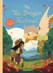 Oni Press's The Tea Dragon Festival Hard Cover # 1