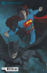 DC Comics's Batman / Superman Issue # 10b
