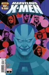 Marvel Comics's The Age of X-Man: The Marvelous X-Men Issue # 2