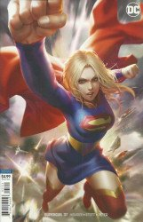 DC Comics's Supergirl Issue # 37b