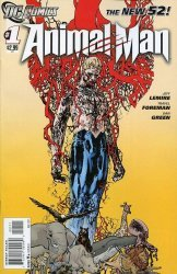 DC Comics's Animal Man Issue # 1