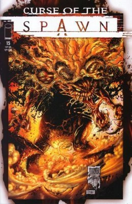 1996-1999 Curse of the Spawn #8