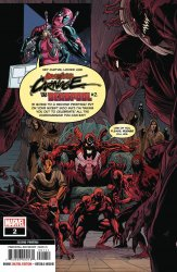 Marvel Comics's Absolute Carnage vs Deadpool Issue # 2 - 2nd print