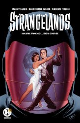 Humanoids Publishing's Strangelands TPB # 2