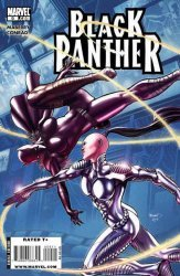 Marvel Comics's Black Panther Issue # 9