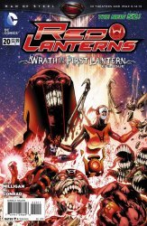 DC Comics's Red Lanterns Issue # 20