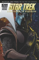 IDW Publishing's Star Trek: Countdown to Darkness Issue # 4c