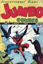 B & G Publishing Company's Jumbo Comics Issue # 1