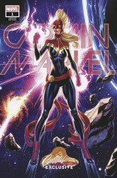 Marvel Comics's Captain Marvel Issue # 1jsc-g