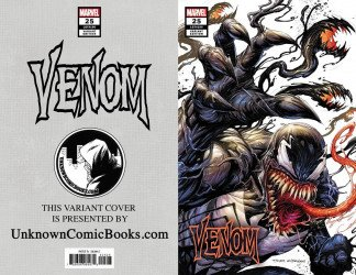 Marvel Comics's Venom Issue # 25unknown
