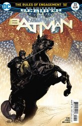 DC Comics's Batman Issue # 33